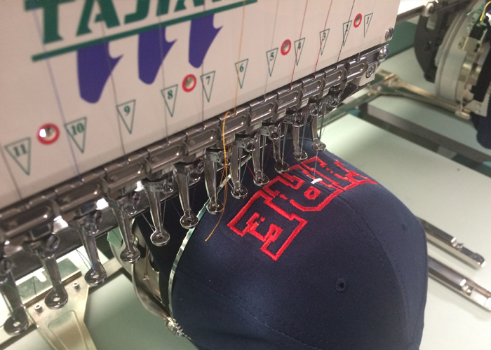 https://sigpress.netEmbroidery of Hat