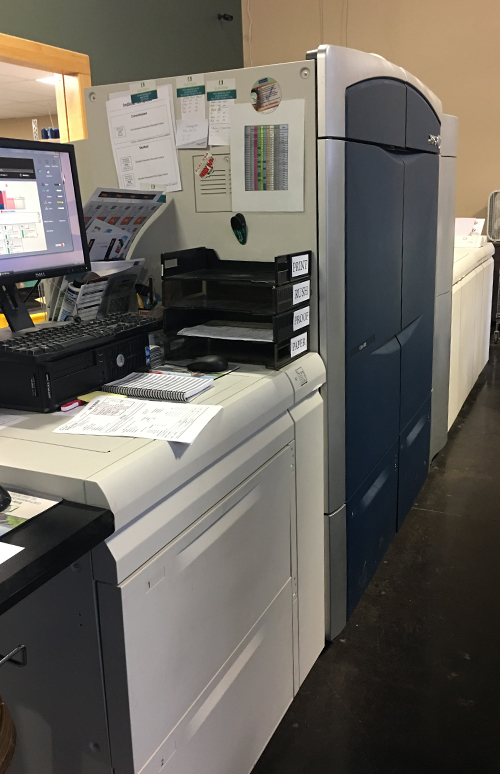 Signature Press Digital Printers